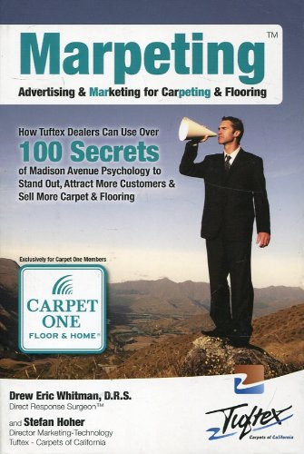 9780965810456: Marpeting: Advertising & Marketing for Carpeting and Flooring