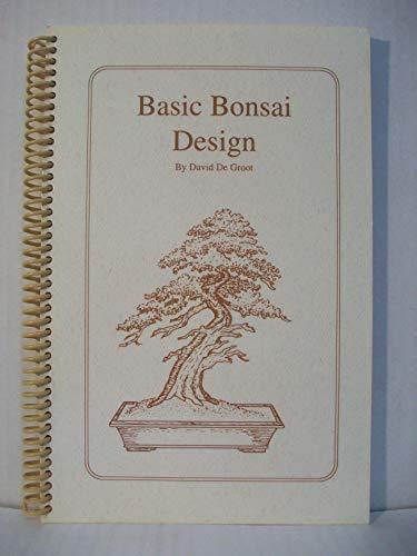 9780965831314: Basic bonsai design