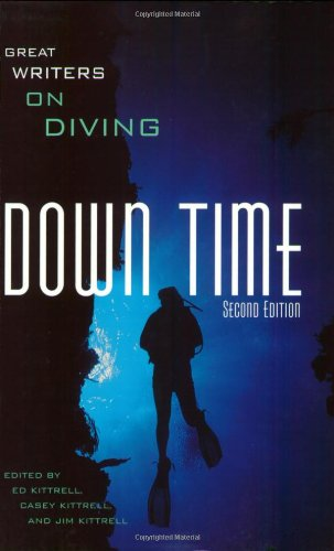 9780965834445: Down Time: Great Writers on Diving