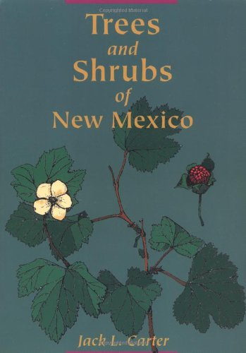 9780965840408: Trees and Shrubs of New Mexico