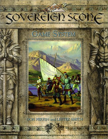 9780965842235: Sovereign Stone: Game System (Sovereign Stone (Elmore))