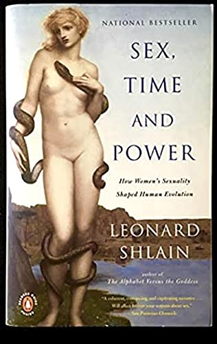 9780965848022: Sex, Time and Power: How Women's Sexuality Shaped Human Evolution