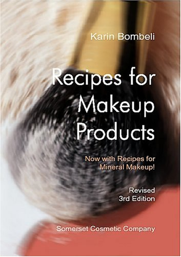 Recipes for Makeup Products: Karin Bombeli