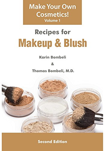9780965852852: Recipes for Makeup & Blush