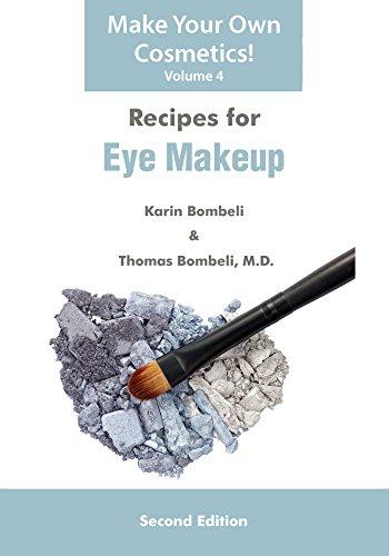 Recipes for Eye Makeup: Karin Bombeli