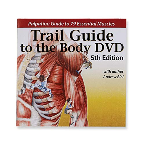 9780965853484: Trail Guide to the Body DVD Set
