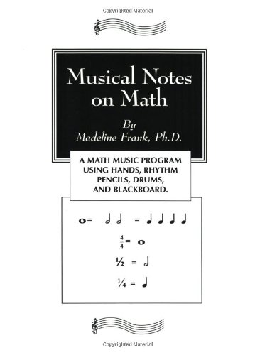 9780965858311: Musical Notes on Math