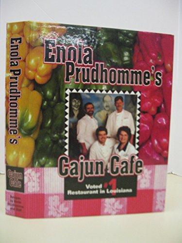 9780965865104: Enola Prudhomme's Cajun Cafe