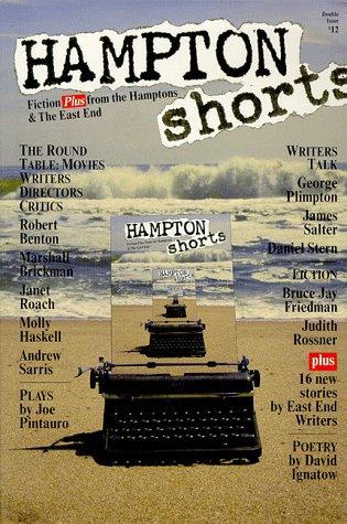 Hampton Shorts: Judith Rossner, Bruce