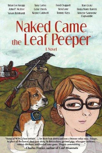 Naked Came the Leaf Peeper: Knopp, Brian Lee