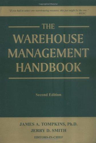 Warehouse Management Handbook: James A. Tompkins