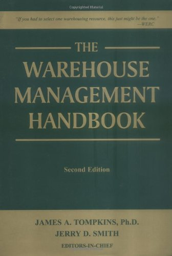 9780965865913: Warehouse Management Handbook