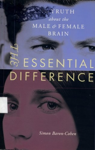 9780965877435: The Essential Difference: The Truth About the Male and Female Brain