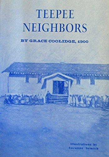 9780965885584: Teepee neighbors