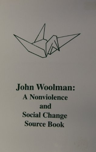 9780965886604: A Nonviolence and Social Change Source Book