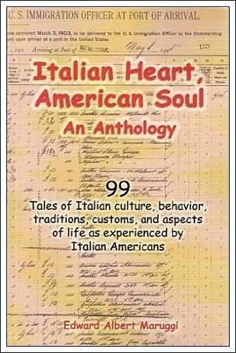 Italian Heart, American Soul: An Anthology