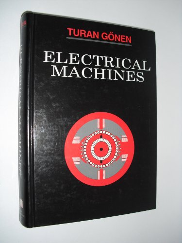 9780965894425: Electrical Machines