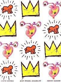 Keith Haring, Jean-Michel Basquiat, Kenny Scharf: In: Marshall, Richard