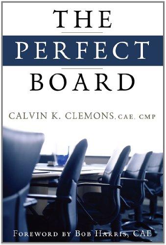 The Perfect Board: Calvin K. Clemons