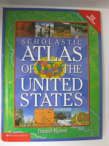 9780965932516: Scholastic Atlas of the United States