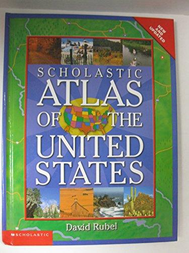 9780965932516: Scholastic Atlas of the United States