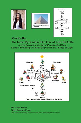 9780965960014: MerKaBa:The Great Pyramid is The Tree of Life:KaAbBa