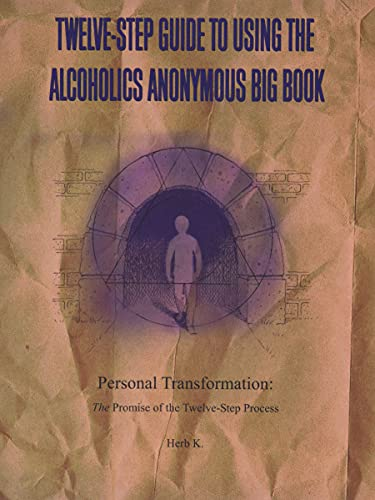 PDF Alcoholics Anonymous Big Book Download eBook for Free