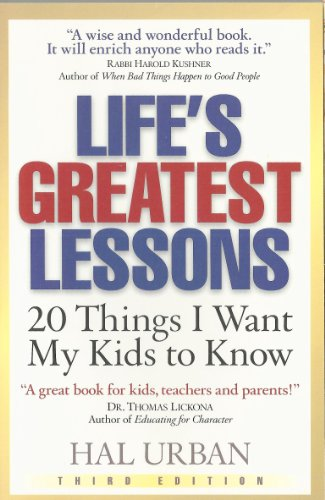 9780965968447: Life's Greatest Lessons
