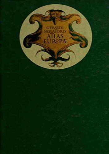 The Mercator Atlas of Europe: WATELET, MARCEL