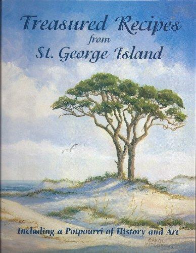 9780965997904: Treasured Recipes: From St. George Island