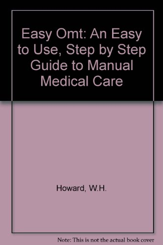 9780966006414: Easy OMT: A Photo Reference Guide for Manual Medical Care