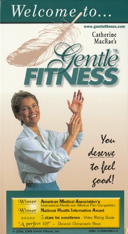 9780966008609: Gentle Fitness with Catherine MacRae [VHS]