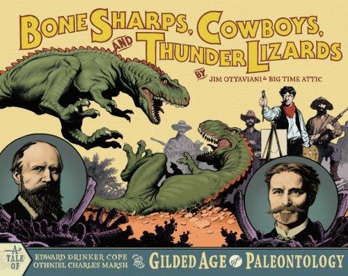 9780966010664: Bone Sharps, Cowboys, And Thunder Lizards