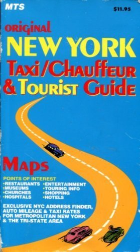 9780966013863: Original New York Taxi/Chauffeur & Tourist Guide