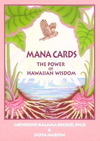 9780966014204: Mana Cards: The Power of Hawaiian Wisdom