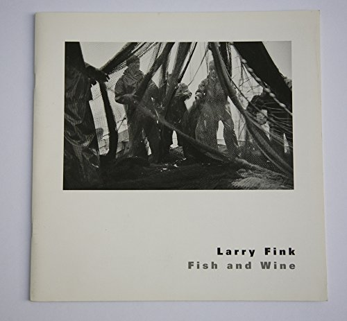 9780966032208: Fish and wine: Larry Fink's photographs of Portugal