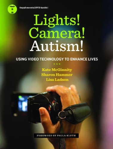 9780966037678: Lights! Camera! Autism!: Using video technology to enhance lives