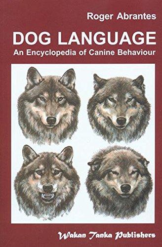 9780966048407: Dog Language: An Encyclopedia of Canine Behavior