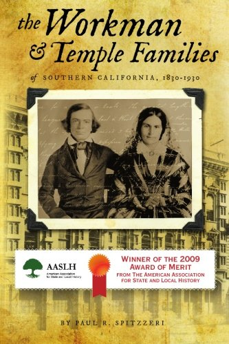 9780966052893: The Workman and Temple Families of Southern California,1830-1930