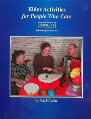 9780966061079: Elder Activities For People Who Care