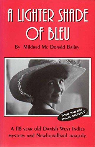 A Lighter Shade of Bleu: Mildred McDonald Bailey