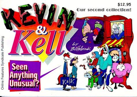 9780966067613: Kevin & Kell: Seen Anything Unusual? (Kevin & Kell Series)