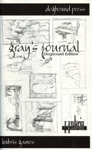 9780966073621: Gray's Journal: Dogbound Edition