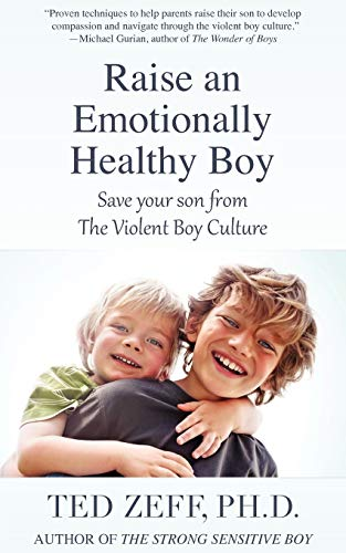 9780966074536: Raise an Emotionally Healthy Boy: Save Your Son From the Violent Boy Culture
