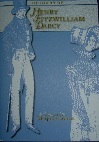9780966077810: The Diary of Henry Fitzwilliam Darcy