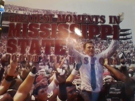 Greatest Moments in Mississippi State Football History: Fitzgerald, Francis (ed.)