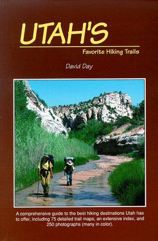 9780966085808: Utah's Favorite Hiking Trails