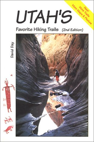 9780966085815: Utah's Favorite Hiking Trails