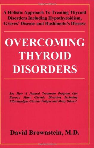 9780966088229: Overcoming Thyroid Disorders