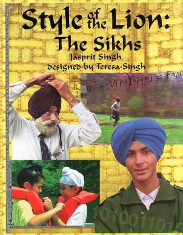 9780966094206: Style of the Lion: The Sikhs
